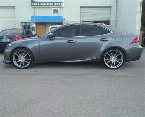 20 quot inch rohana rf2 titanium wheels 2016 lexus is250 rims