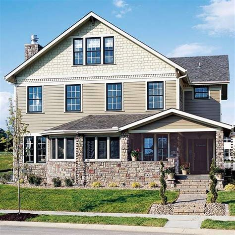 types of house siding house siding options