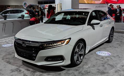 2019 Honda Accord Named North American Car Of The Year