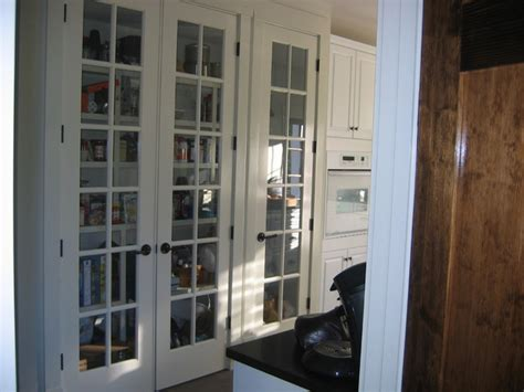 family home reach  pantry  divided light french