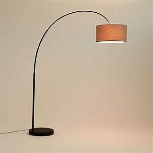 Overarching floor lamp antique bronze west elm for Overarching floor lamp antique bronze