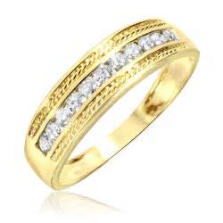 mens gold wedding band new fashion wedding ring mens wedding rings yellow gold