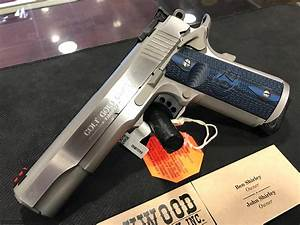 Colt 1911 Gold Cup Trophy 9mm Ss