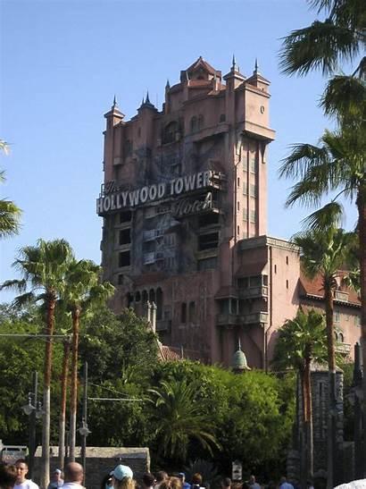 Hollywood Tower Studios Disney Terror Wikipedia Mgm