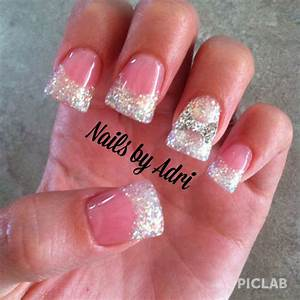 Cute Nails Designs With Diamonds And Bows   www.pixshark ...