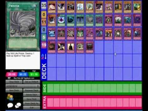 Yugioh Side Deck Cards 2014 Youtube