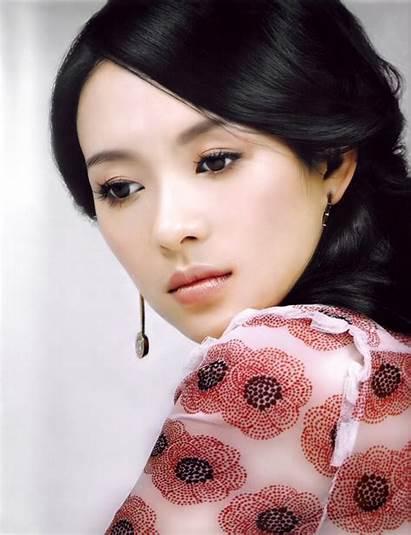 Zhang Ziyi Actress Chinese China Dan Asian