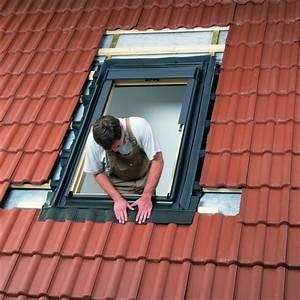 Velux Fenster Einbau : velux austausch eindeckrahmen f r ziegel ez 1000 umbau von gr e 102 auf ck02 ~ Orissabook.com Haus und Dekorationen