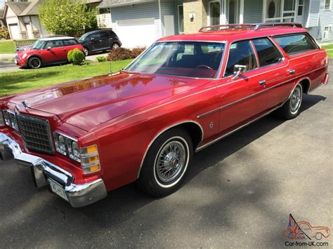 1975 Ford Ltd Station Wagon Deluxe