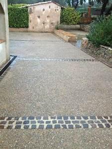 Dallage Exterieur Pour Passage Voiture : b ton d sactiv sud ouest pinterest beton d sactiv ~ Premium-room.com Idées de Décoration