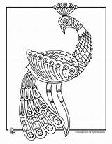 Peacock Coloring Pages Colouring Adult Therapy Adults Therapeutic Peacocks Fancy Printable Tinga Summer Geographic National Fantasy Relaxation Sheets Fb Animal sketch template