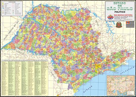 Estado De São Paulo Político Rodoviário 1 20 X 0 90