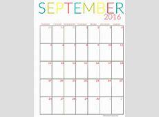 June And July Calendar Template 2016 Calendar Template 2018