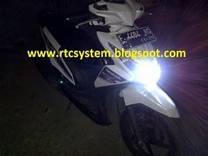 Rtc System  Pasang Hid Di Motor Injection  Pgm