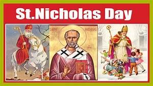 StNicholas Day YouTube