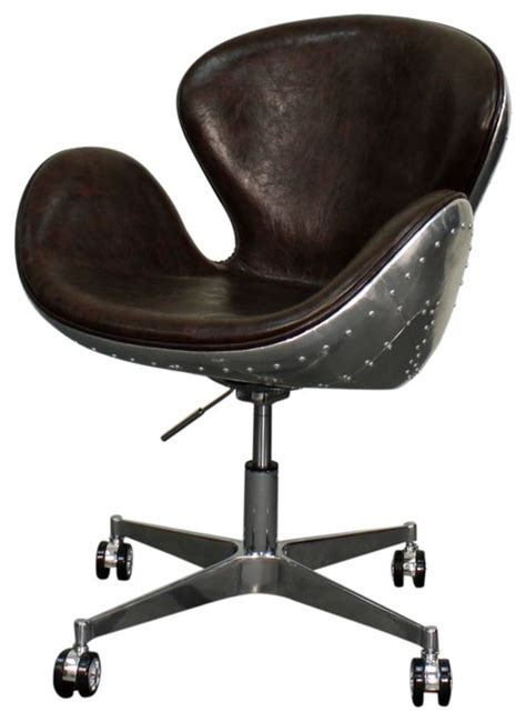 Office Chairs Industrial by Duval Swivel Chair Industrial Office Chairs By