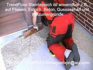 Fließestrich Selber Machen : ravello steinteppich das original erh ltlich unter r ~ Michelbontemps.com Haus und Dekorationen