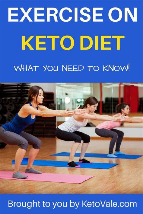 exercise  keto diet      keto vale