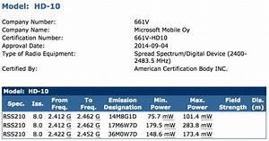 Microsoft Hd10 Receiver