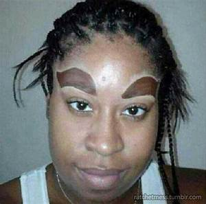 21 Girls Who Don't Know What Eyebrows Are Supposed To Look ...