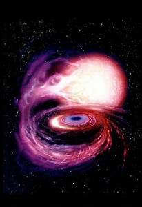 Black Hole Eating A Planet   Thread: Most Dangerous Places ...
