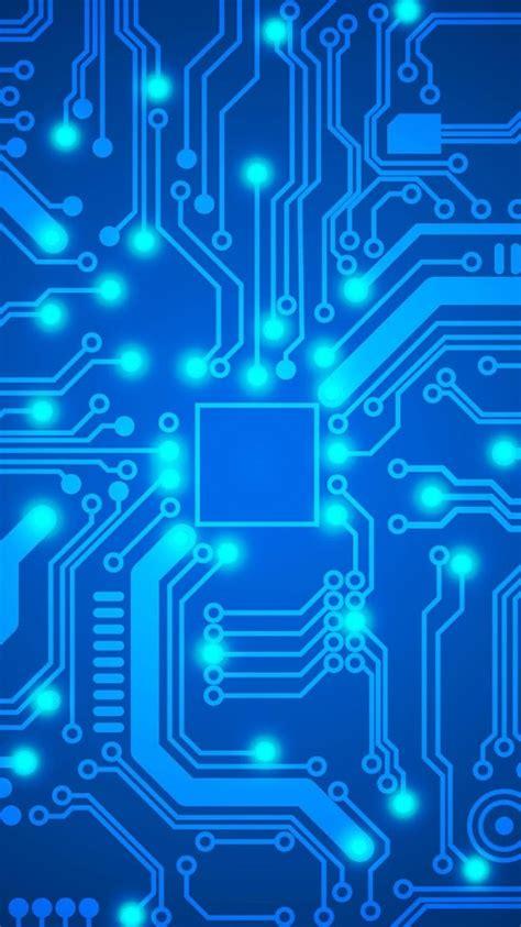 electric circuit wallpaper
