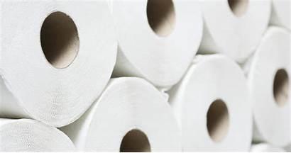 Toilet Paper Background Side Delivery Offering Platform