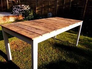 Grande Table De Jardin : mobilier de jardin design en 45 id es modernes ~ Teatrodelosmanantiales.com Idées de Décoration
