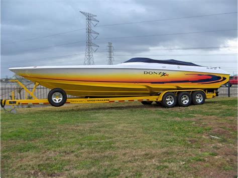 Donzi Zr Boats For Sale by Donzi 35 Zr