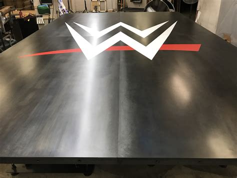 wwe conference table  model ib vintage industrial
