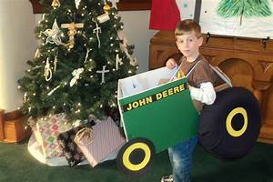 Friday Fun  John Deere Tractor Halloween Costumes