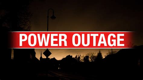 tulsans experience power outage  afternoon thunderstorm