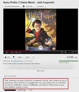 funny youtube c... Youtube Harry Potter Quotes