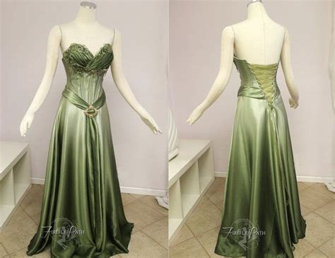 Elven Romance Gown & Cape In 2019