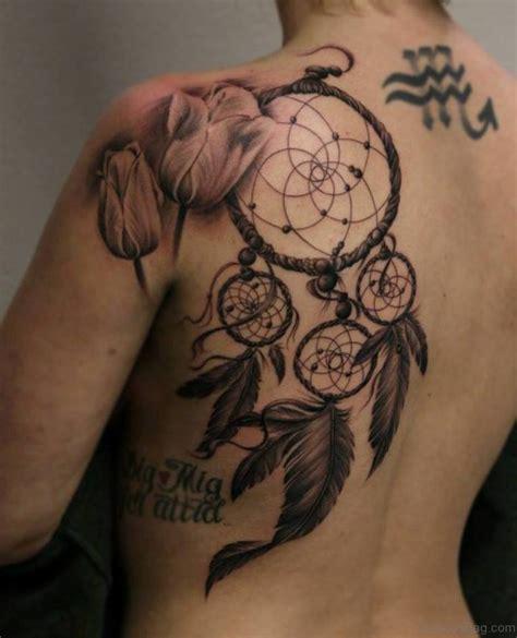 admirable dreamcatcher tattoos