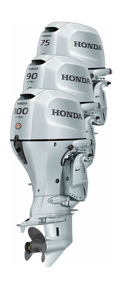 Honda Outboard Hp Bf75 Boat Marine Outboards