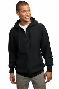 Sport Tek Super Heavyweight Full Zip Hooded Sweatshirt