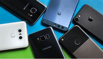 Plastic Metal Glass Smartphones Material Phones