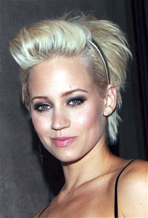 style up short edgy hairstyles new 2013