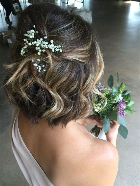 collection  hairstyles  brides  short hair