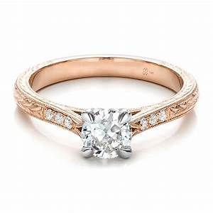 rose gold ring white gold and rose gold rings With wedding rings with rose gold and white gold