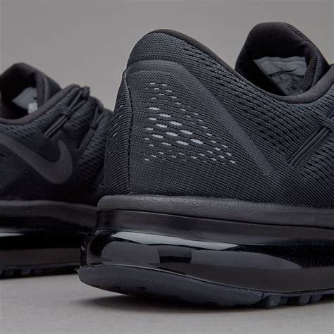 nike air max  mens shoes blackblack black