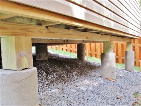 building a shed on concrete piers shed foundation 101 the 5 most popular shed foundations