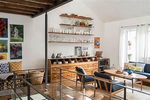 Wandgestaltung Vintage Look : wohnzimmer retro look ihr traumhaus ideen ~ Lizthompson.info Haus und Dekorationen