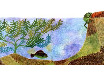 leo lionni fish  fish  descriptive vocabulary