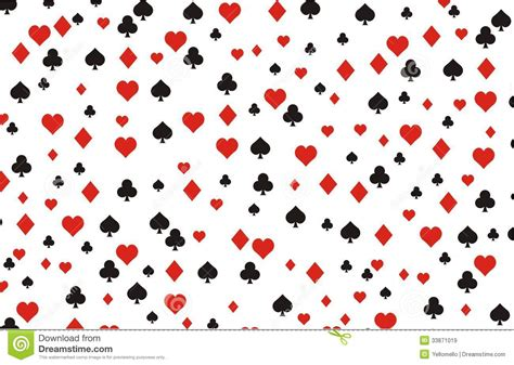 playing card background pattern royalty  stock images