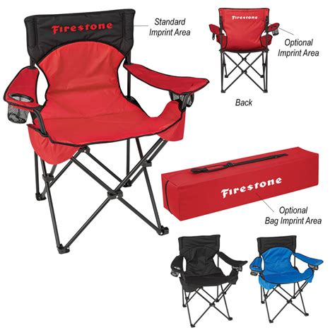 custom folding chairs promotional products by tjm promos