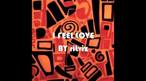 I Feel Love (audio)