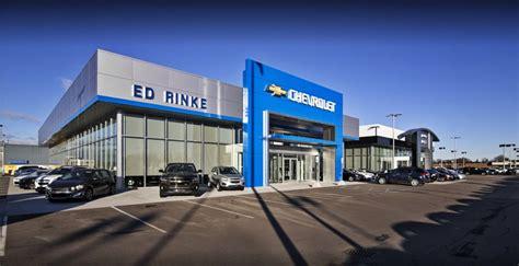 Ed Rinke Chevrolet Buick Gmc  12 Fotos Y 38 Reseñas