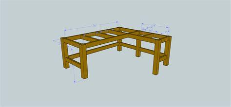 advice   corner desk plans woodworking talk woodworkers forum